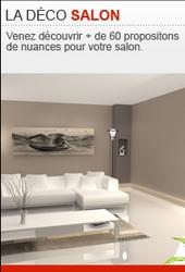 Le nuancier peinture interactif est en ligne peintures onip for Chambre qui donne sur le salon