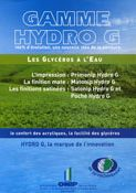 Gamme Hydro G
