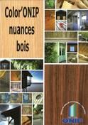 Color'Onip nuances bois