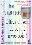 hydrazur deco exterieur